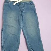 Штаны джинсы джогеры на 2-3года