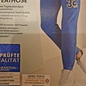 Яскраві спортивні штани джогери, розмір 122_128, бренд pepperts, не утеплені