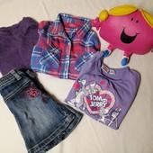 ЛоВиЛоТы! Комплект одежды на 4-5 лет