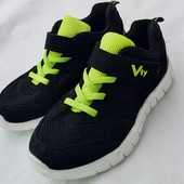 Стильные ☝️✅ новые кроссовки 20.6 см UK(12)