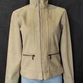Фирменная куртка под замш, Next,m/L