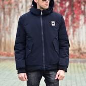 Куртка-Евро Зима**черная