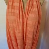 Стильный и яркий теплый шарф – снуд, C&A, 100 % polyester