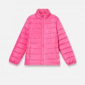 Куртки розовая и серая.sinsay.(весна) размер92, 98,122