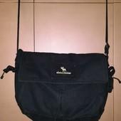 Джинсовая сумка Abercrombie