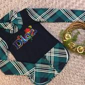 Яскраві стильні рубашки обманки Яскравий принт чудова вишивка і паєточки Останні