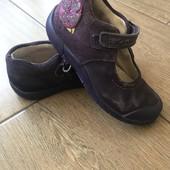 Туфельки Clark's, кожа, размер 8(25,5)