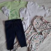 Одежда для девочки одним лотом