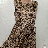 Шикарное нарядное яркое плотненькое платье Новое состояние Акция читайте