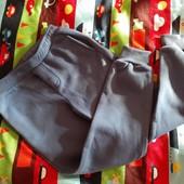 Теплые спортивные штаны с сайта George, р.8
