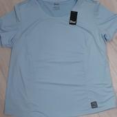 Функциональная быстросохнущая спортивная футболка Crivit р. нем. XXL 52-54, наш 58-60