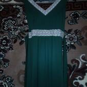 женское платье р46-48 в хорошем состоянии