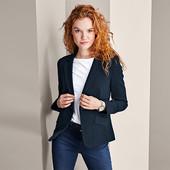 Качественный пиджак блейзер от Tchibo Германия размер евро 38 (укр 44)
