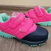 Кросівки Clibee для дівчики 35 р.