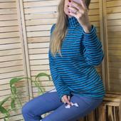 Мягкий женский свитер, размер l-xl