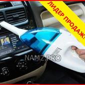 Автомобильный вакуумный пылесос Vacuum Cleaner!!!