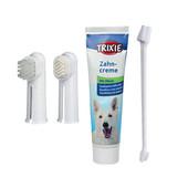 Набор для чистки зубов Trixie (Трикси) .Германия.