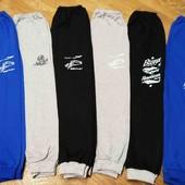 Спортивные штаны всегда нужны)) есть тонкие, есть утепленные!  80-110 см рост