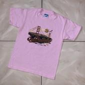 Стоп !❤ Фирменная коттоновая футболочка,10-12 лет❤ Много лотов!