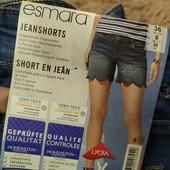 TT47.Чудові джинсові шорти Esmara .Рекомендую!