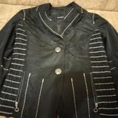 Стильный пиджак ветровкаTaifun р.38