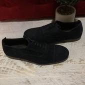 Туфлі із натуральної замші,від Minelli,розмір 41,устілка 27,5