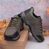 Удобные мужские кроссовки для дождливой погоды 40-43. Модель и размер на выбор.
