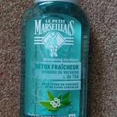 Le petit Marseillais мицелярный шампунь детокс с вербеной и чаем 250 мл Франция