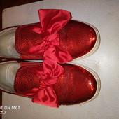 Туфли, мокасины, балетки ТМ Солнце по стельке 21.5-22 см