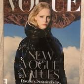 Vogue январь 2020 б/у