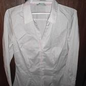 "Офісна сорочка-блузка ""H&M"" 36 розм."