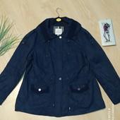 Классная курточка ветровка р-р 18