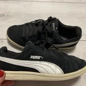 Замшевые кроссовки Puma оригинал 36 размер стелька 23 см.