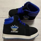 Деми ботиночки 30 размер стелька 17 см ( в комплекте нет стелек )