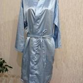 Идеальный, атласный халат!!!