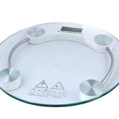 Весы стеклянные напольные электронные Personal Scale
