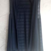 Темно-синий кардиган TU без рукавов, размер 14 или ХL