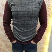 Новий завіз !Чоловічі та підліткові котонові свитера фірми Rele.Турція р.м-ххл.Якість!