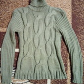 Теплый свитер (р.44/46)