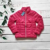 ✔ Красивая стильная демисезонная куртка для девочки Pepperts Германия ✔