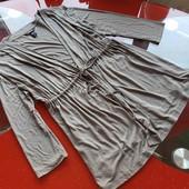 H&M mama кардиган накидка на завязках из вискозы М 46 48р новый