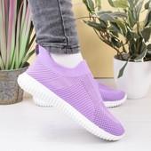Легкие, мягкие и удобные женские кроссовки 36-41. Цвет и размер на выбор.