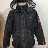 Фирменная детская куртка на 8-9 лет. Смотрите и другие мои лоты.