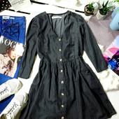 Платье тонкий джинс Asos Denim