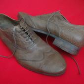 Туфли Geox оригинал натур кожа 44-45 размер