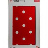 Стеклянная рабочая поверхность разделочная доска Ernesto р. 52х30 см