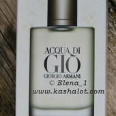 Armani Acqua Di Gio mеn - потрясающий, свежий, невероятно приятный аромат! Тестер 60мл