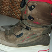 ecco зимние ботинки 30 размер девочка