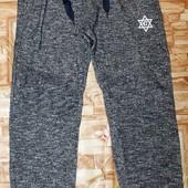 Модные спорт. брюки для мальчиков S&D 140-164 р