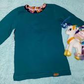 Красивая комбинированная кофточка,на девочку 8-10 лет
